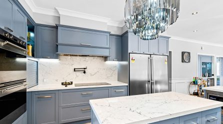The Best New Look Can Be Given With The Latest Material To Your Kitchen In Blacktown