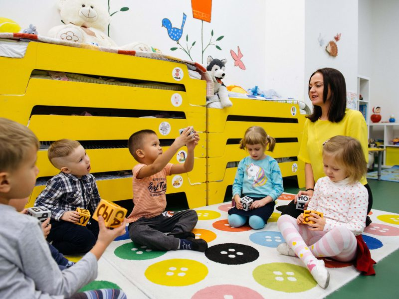 Things to expect from teachers at preschool
