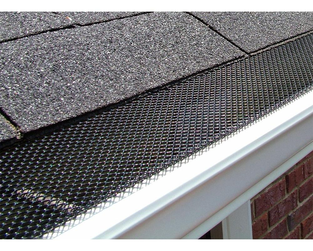 Which type of gutter guard is best for my house?