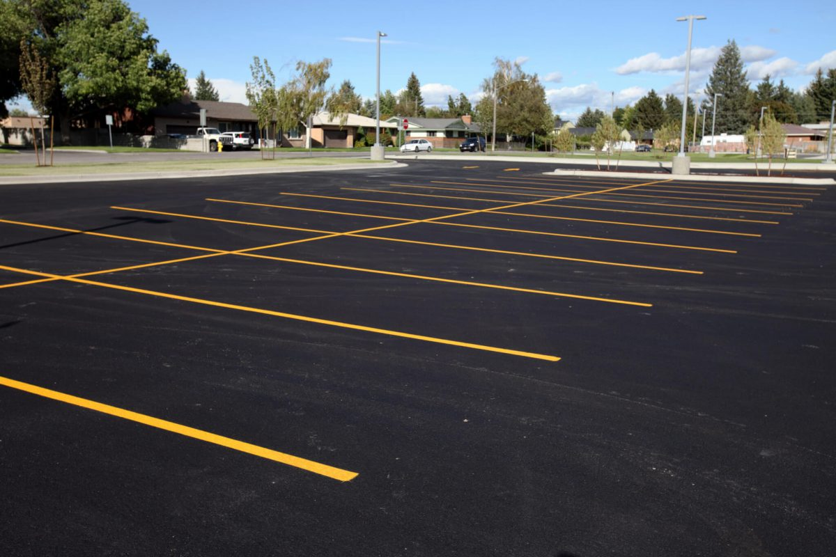 What Kind Of Paint You Can Use For Parking Lines?