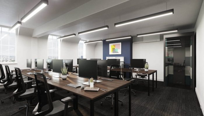 What Are The Top Benefits Of Managed Office Space?
