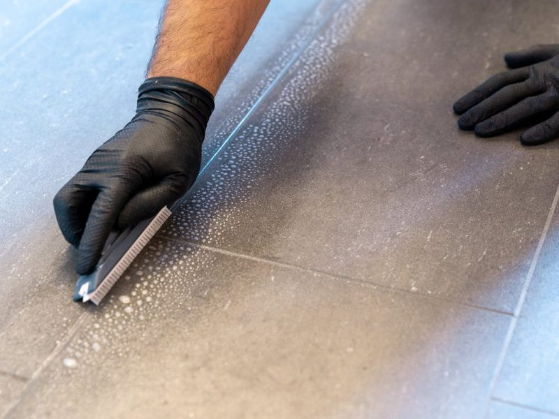 The Main Role Of Grout Cleaning Products