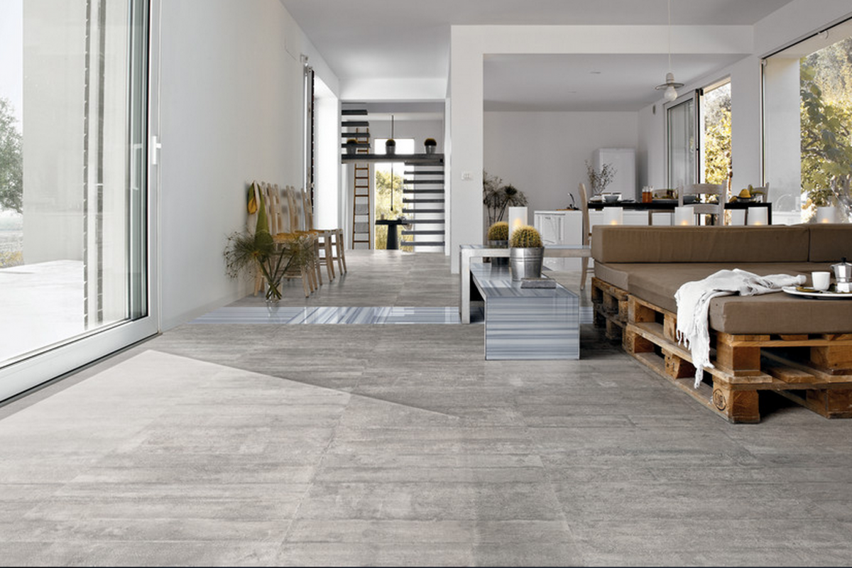 Reasons Why You Should Invest On Concrete Look Floor Tiles