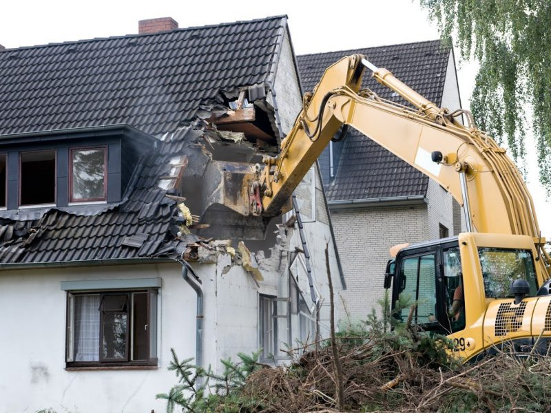 Things To Consider For House Demolition in Sydney