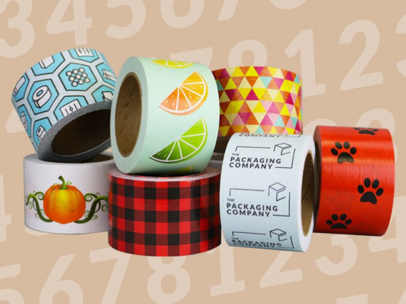 Undeniable Reasons Why You Must Leverage The Power Of Printed Packaging Tape