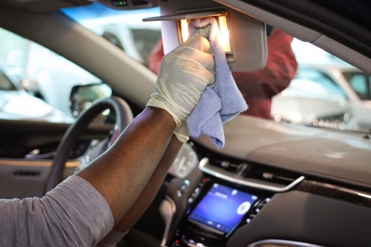 Why You Need A Professional Car Cleaning Service