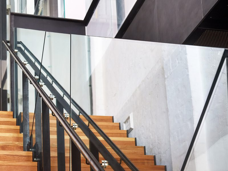 The Strength & Durability of Frameless Glass Balustrade