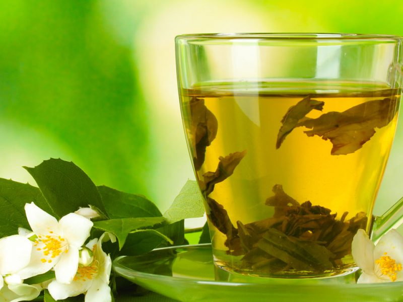 Health Benefits Of Drinking Anti-Inflammatory Green Tea