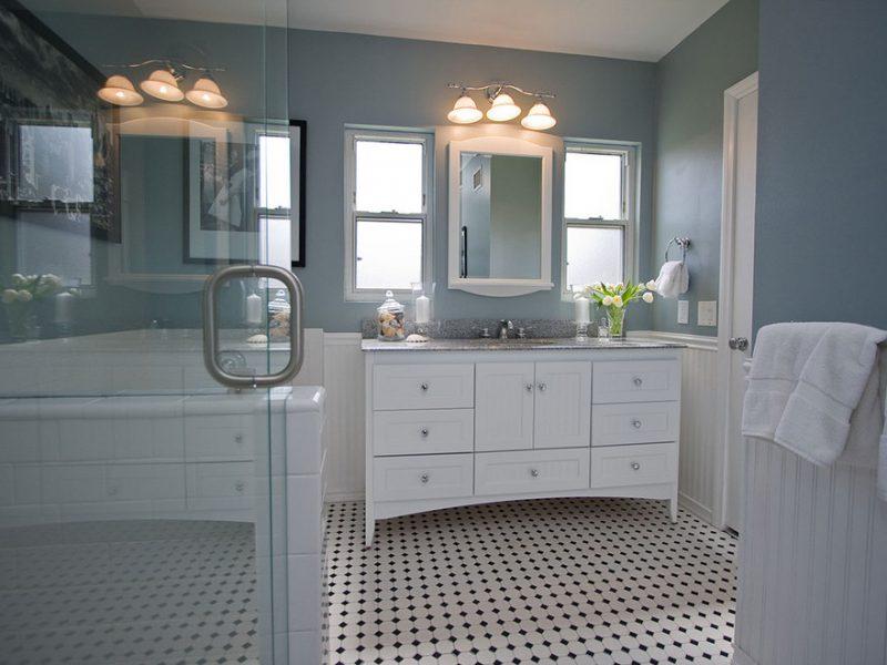8 Tiling Ideas For Your Modern Style Bathroom