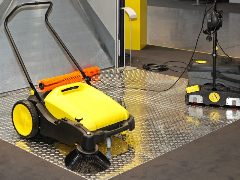 Top Components Of Commercial Cleaning Equipment For Smart Cleaning