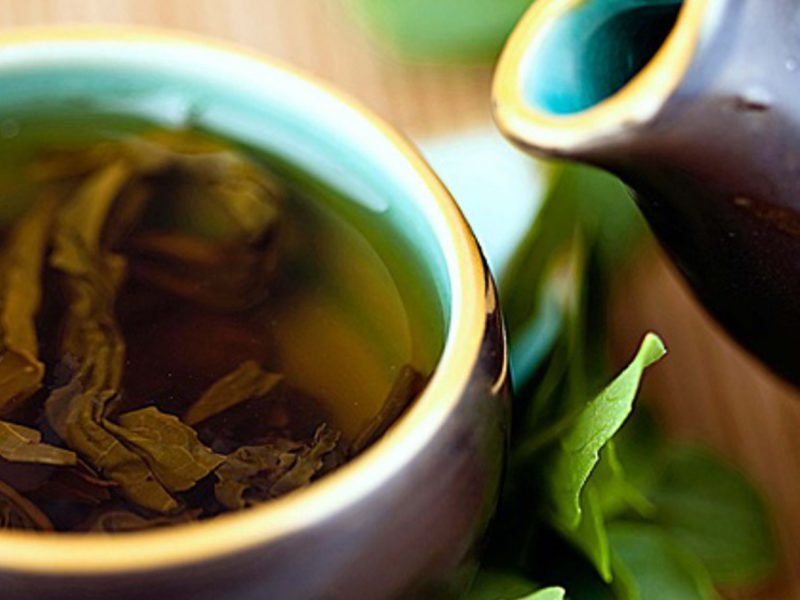 The Best Teas For Cleansing Your System