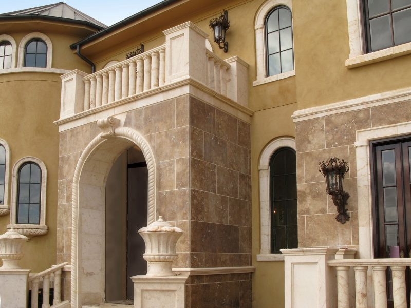 5 Benefits Of Using Travertine Wall Cladding