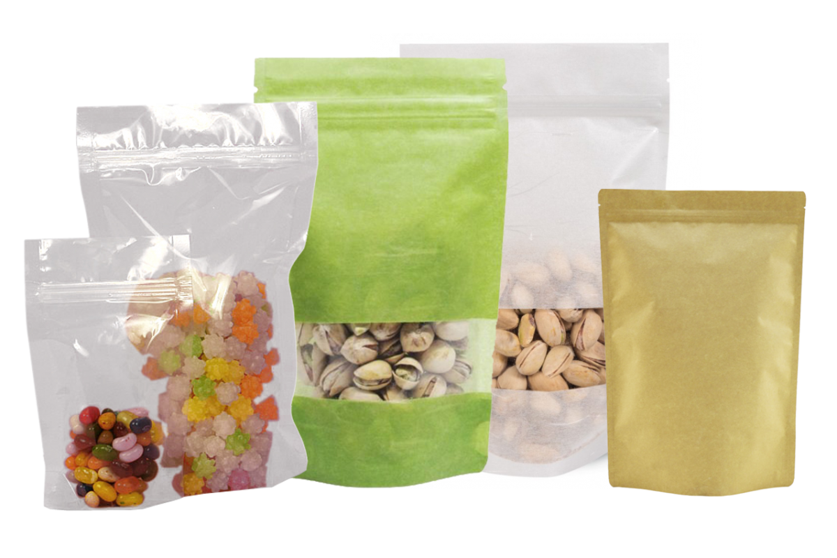Why Eco-Friendly Food Businesses are Passionate About Biodegradable Stand Up Pouches Australia