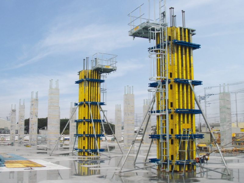 Most Common Concrete Column Formwork Mistakes That Should Be Avoided