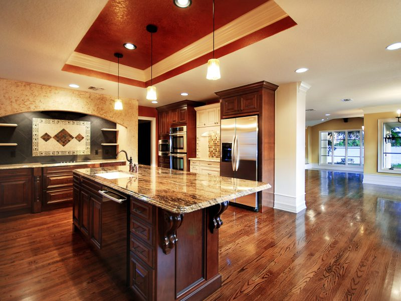 How To Give a Luxury Look To Your Kitchen?