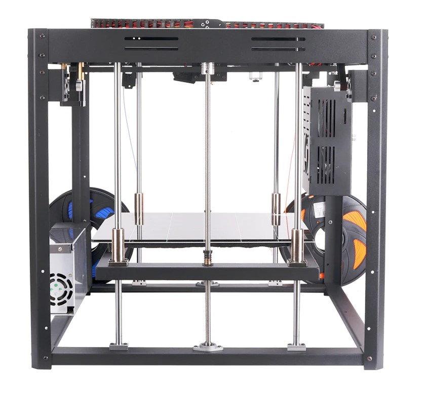 Types Of 3D Printers And Supplies