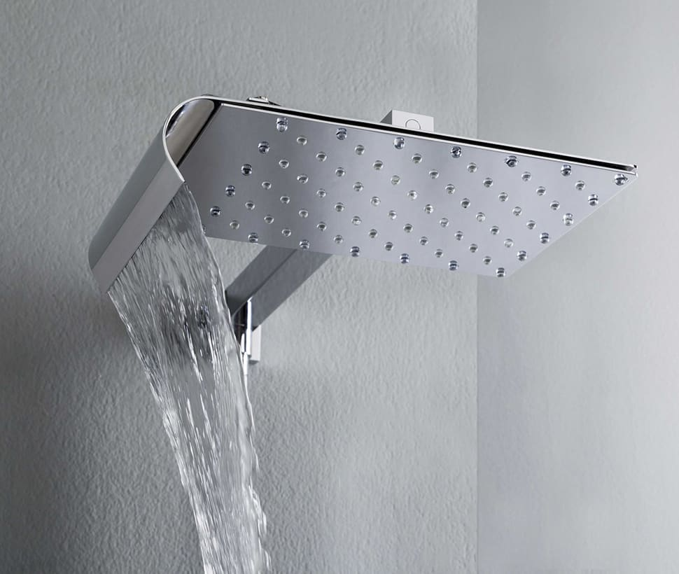 To make it feel more luxurious, it is essential to select a shower head that not only sets the mood for the day but also adds style to the whole bathroom.