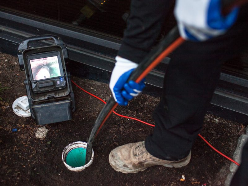 Importance Of Sewer Survey Using Inspection Cameras And Advanced Tools