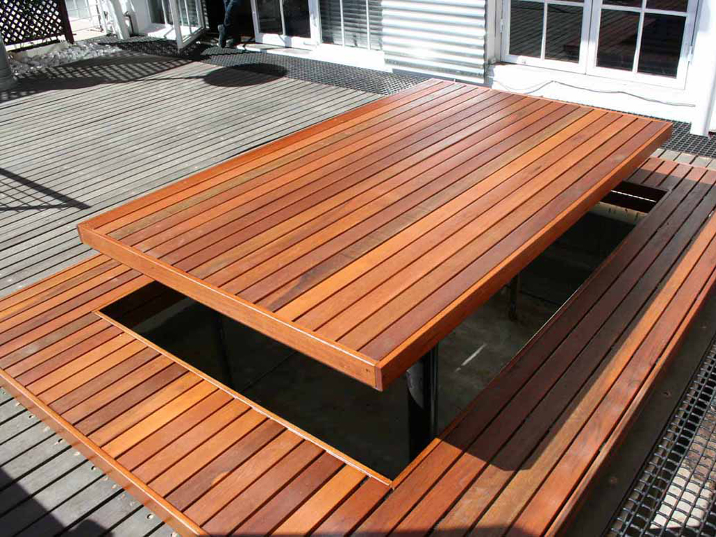 What are the major benefits of Hardwood Decking In Sydney?