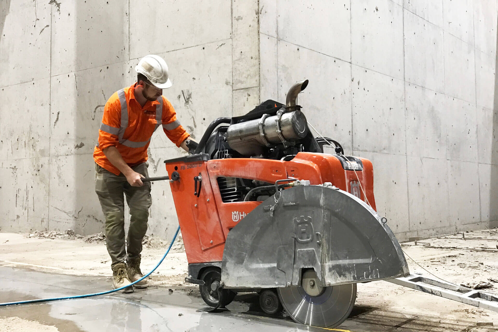 Given below are some frequently asked questions when it comes to concrete cutting in Newtown. This will be an adequate guide to answer all your possible queries.