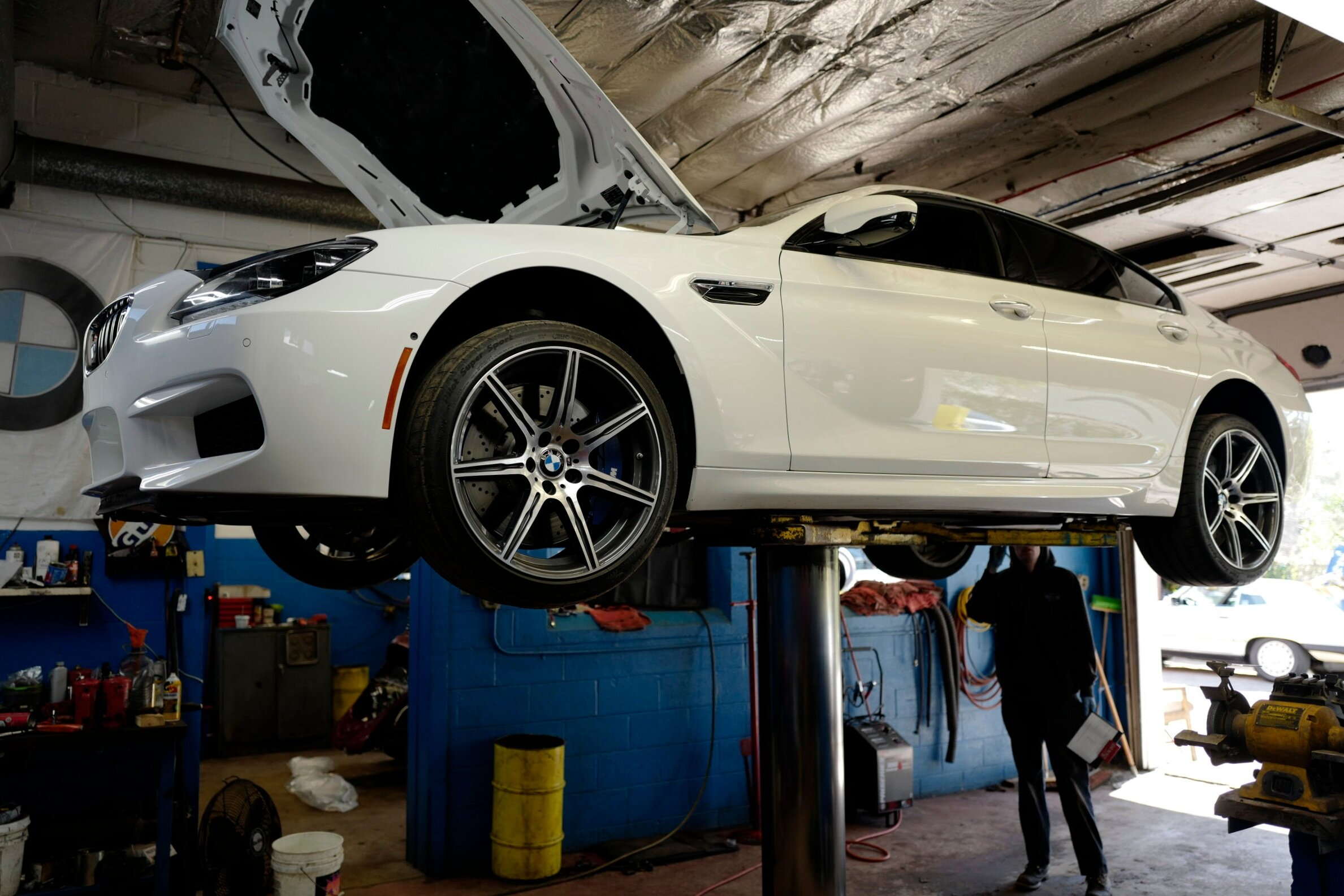 Get Your Car Running As Good As New With The Help Of BMW Mechanic Artarmon