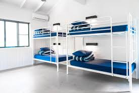 Features Of A Commercial Bunk Bed