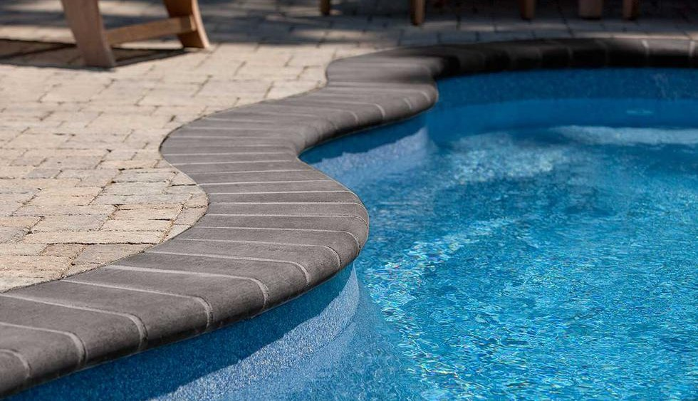 Installing bullnose coping pavers in your pool will make cleaning simpler. Because they have no secret edges, the growth of algae would be reduced. You will easily vacuum the stairs to leave them sparkling. You may also ask for algae-resistant steps.