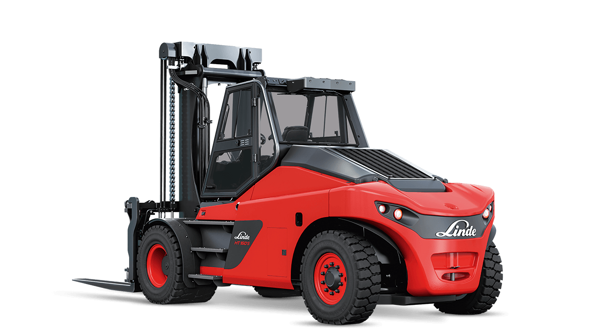 second-hand forklifts