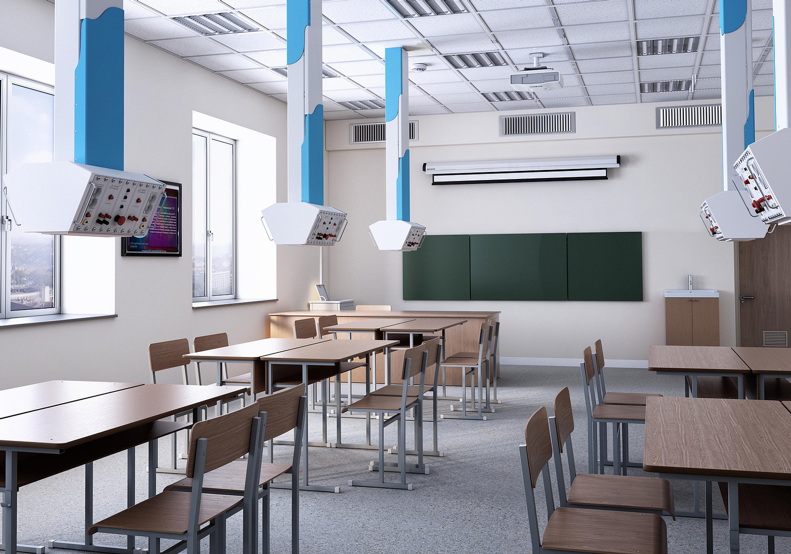 Top 5 School Furniture Available On The Internet