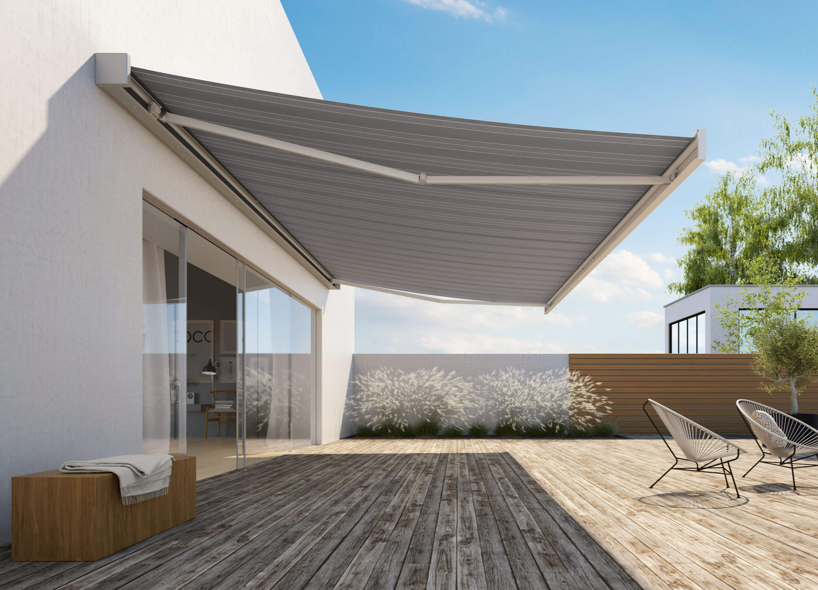 Everything You Need To Know About Retractable Canvas Awning