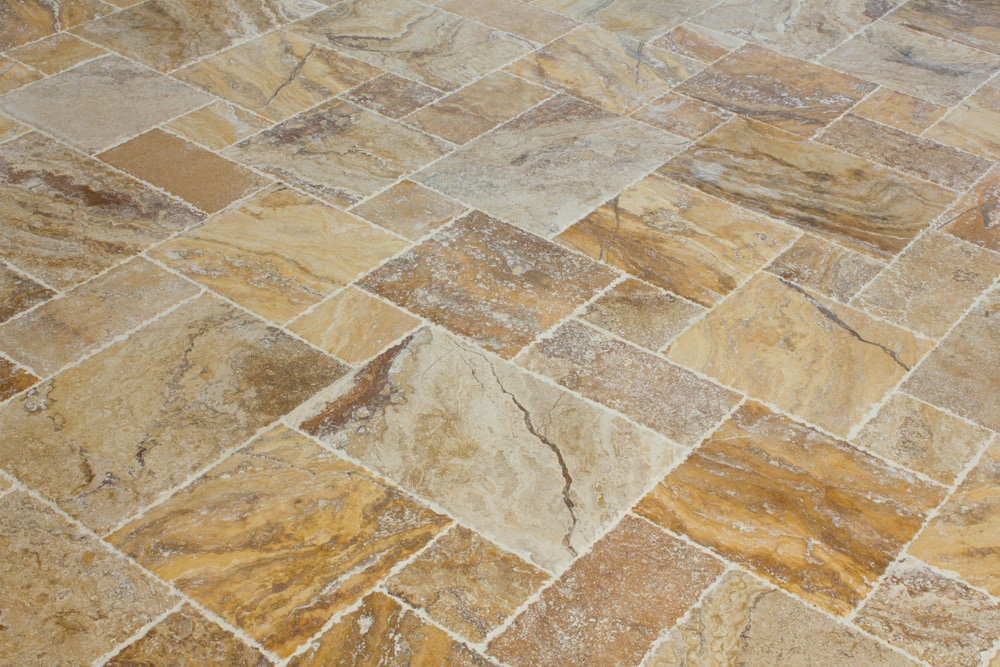 Designer Travertine Tiles and their types