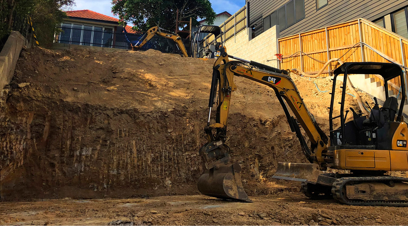 excavation and earthmoving Sydney, demolition companies Sydney