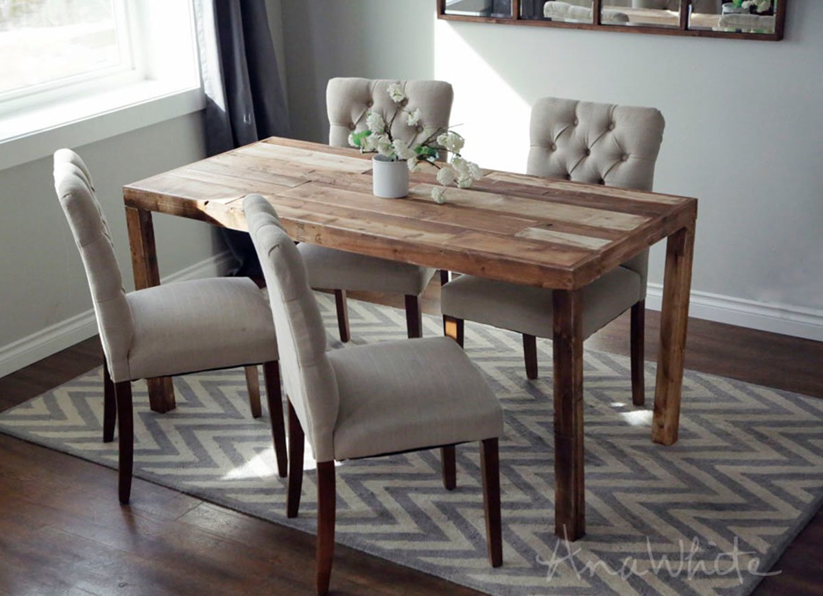 4 Reasons To Deck Up Your Home With Handmade Dining Table