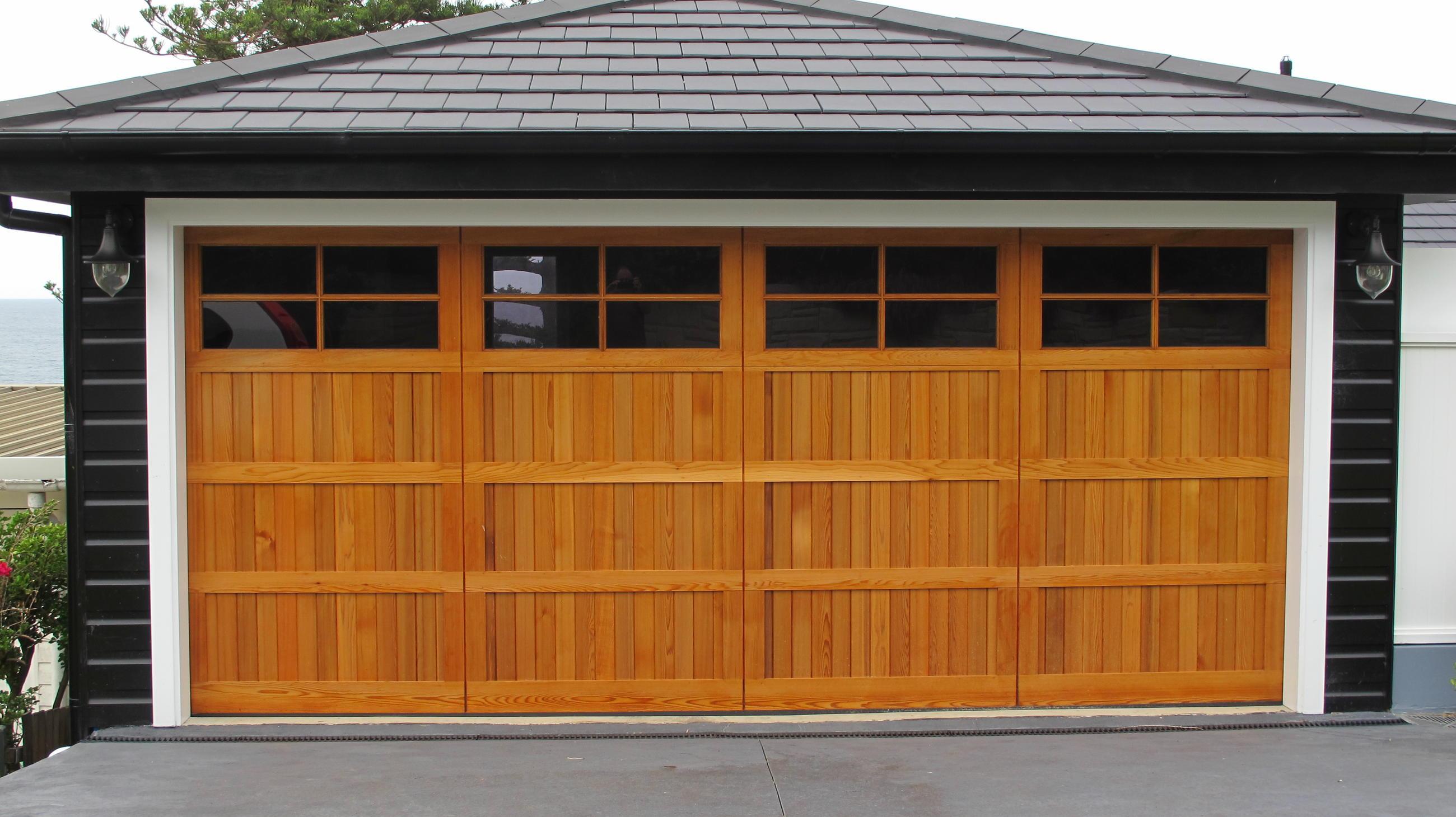 sectional garage doors sydney
