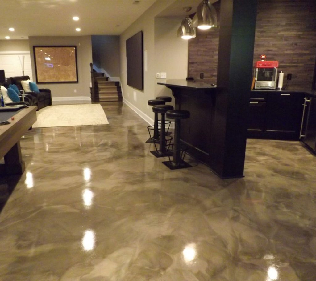 Stunning Features Of Commercial Concrete Floor Finishes
