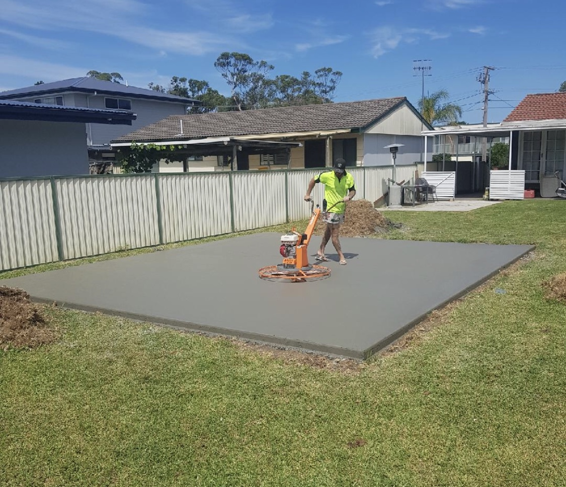 Role Of The Professional Concreters Baulkham Hills