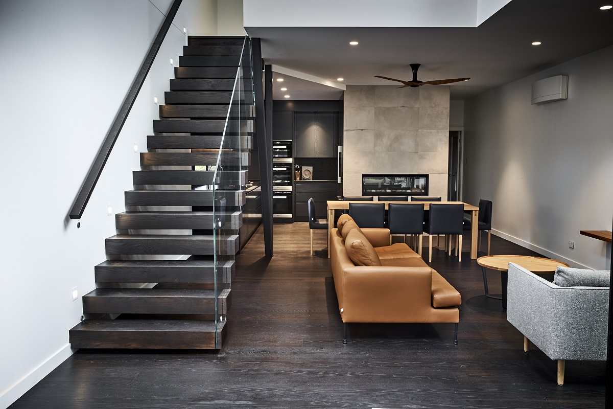 The Beauty And Versatility Of Floating Stairs Sydney