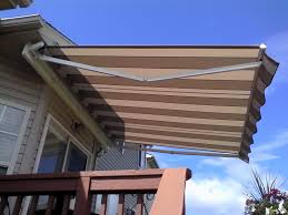 What Kinds Of Fabrics Are Used For Manufacturing Outdoor Vaucluse Awnings?