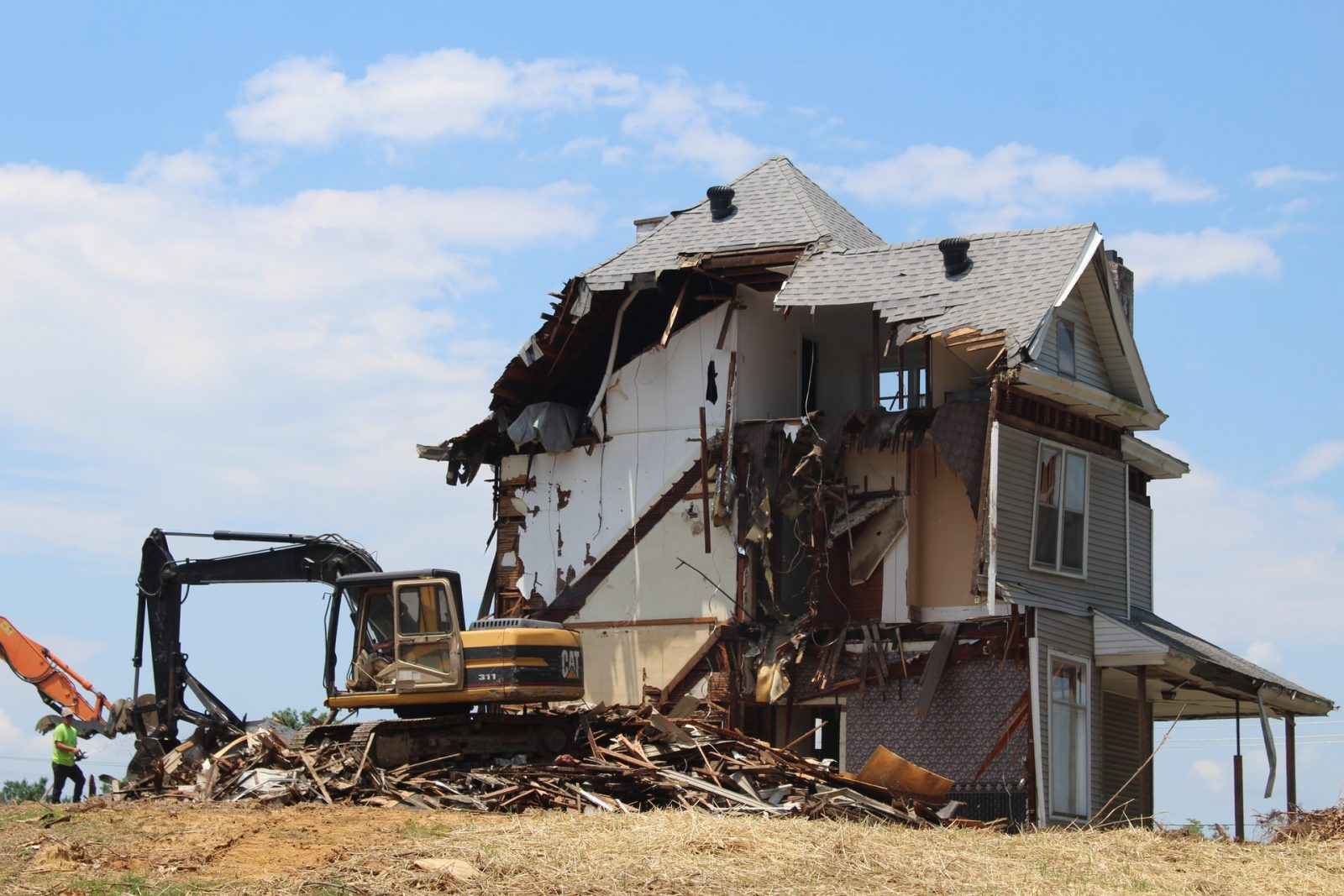 House Demolition Sydney
