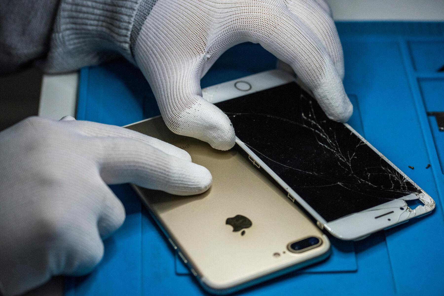 phone repairs merrylands