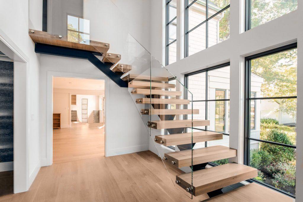 Stunning Designs Of Custom Stairs In Sydney