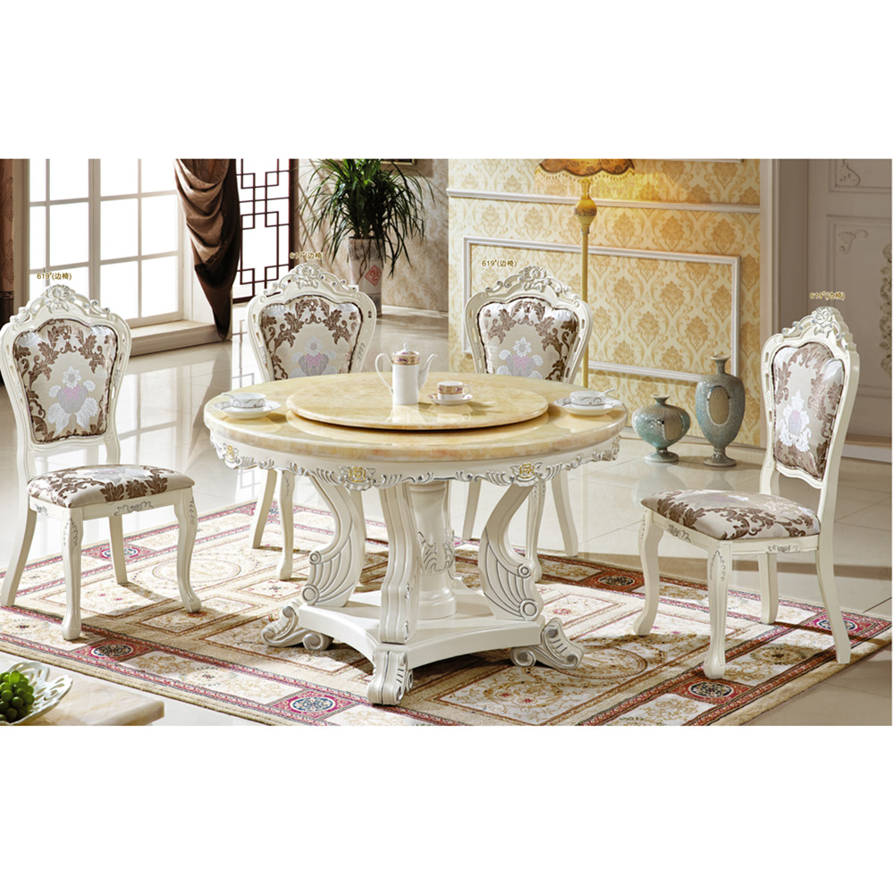 stone dining table set