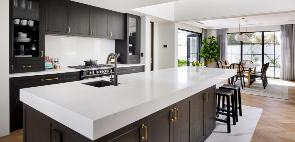 Just Get Ready To Enjoy The Benefits From Stunning Caesarstone Benchtops In Sydney