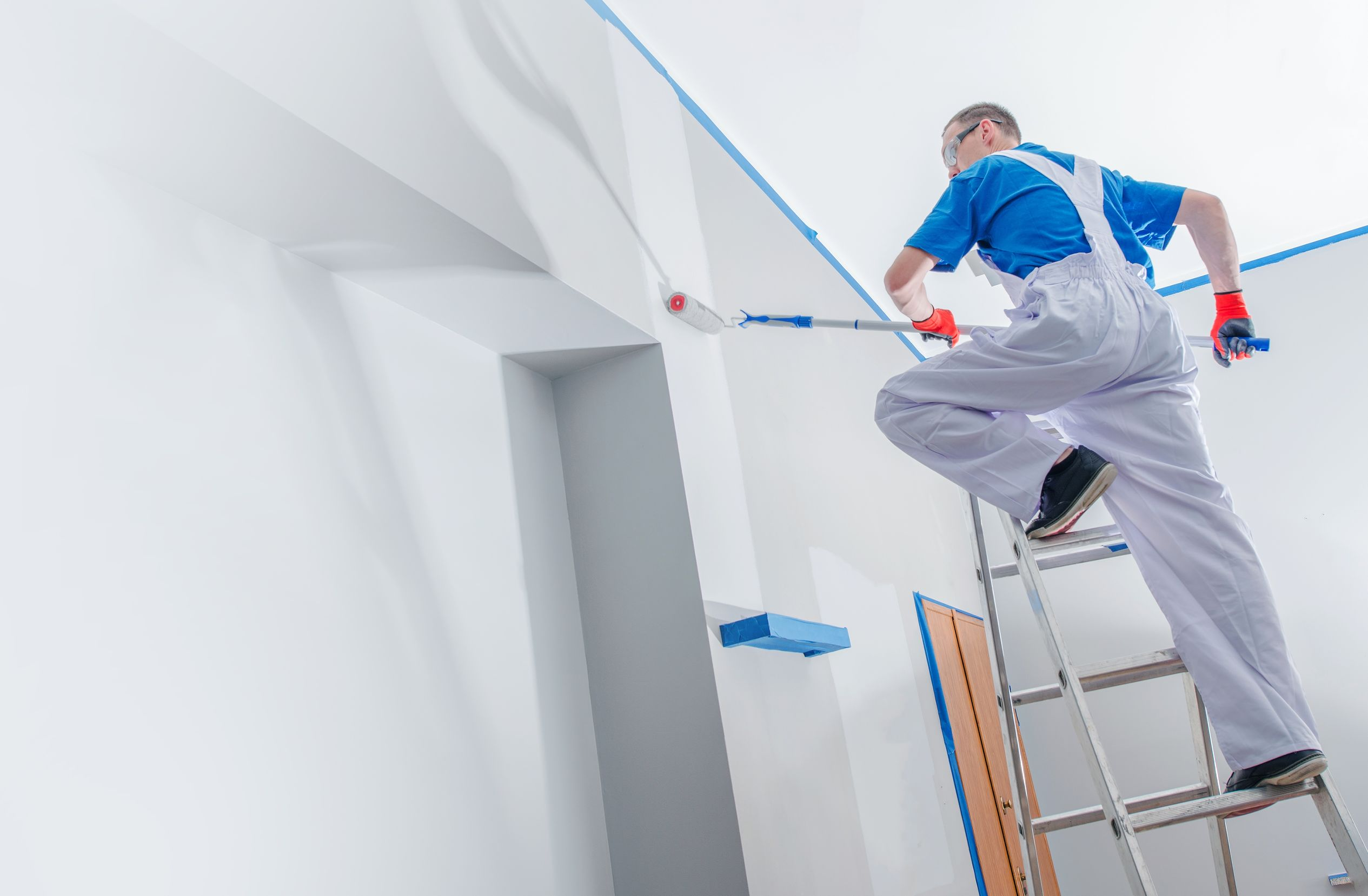 How Commercial Painting Contractors in Sydney Will Help You With Wall Paint Colours For Your Commercial Spaces?