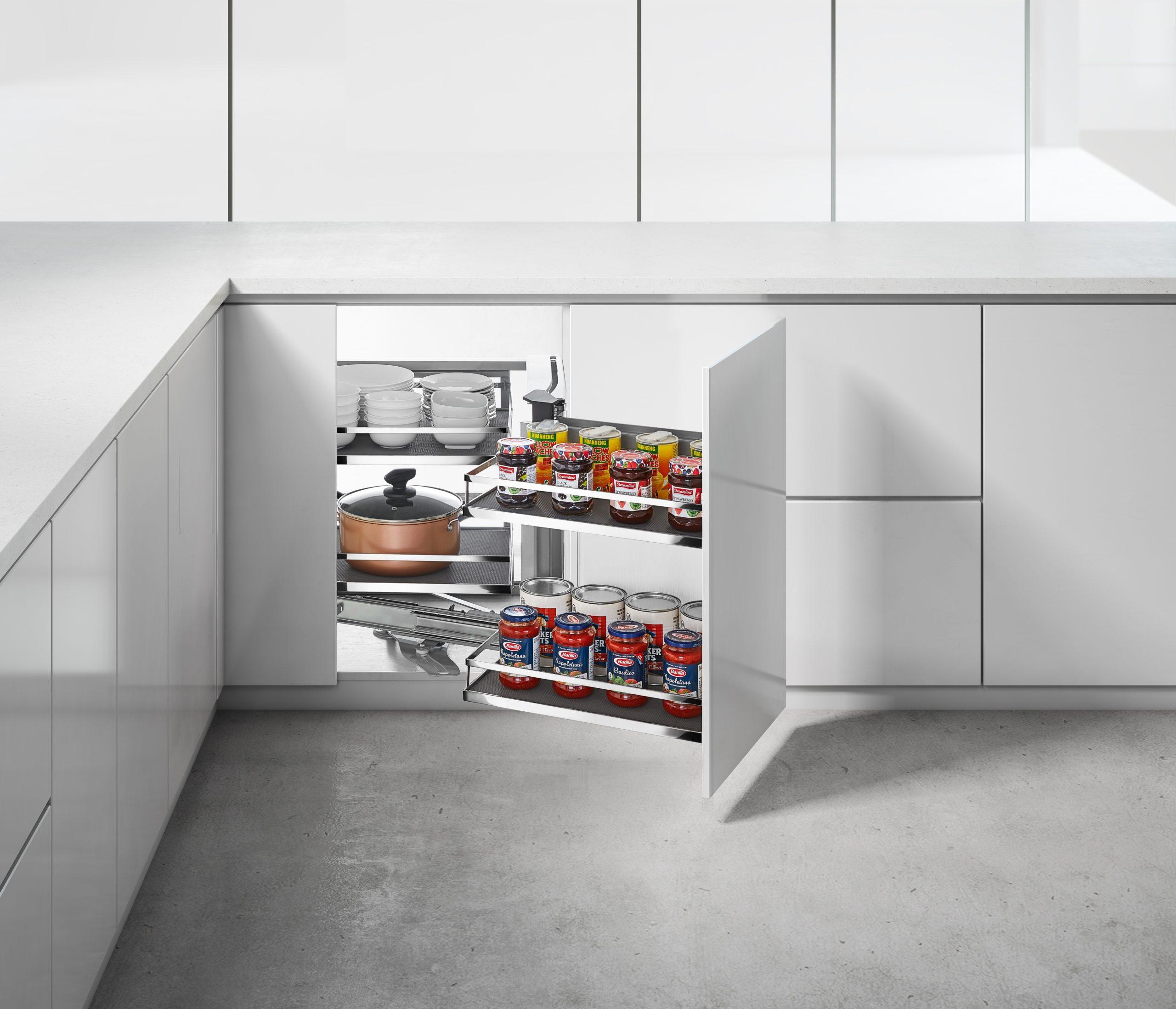 magic corner kitchen