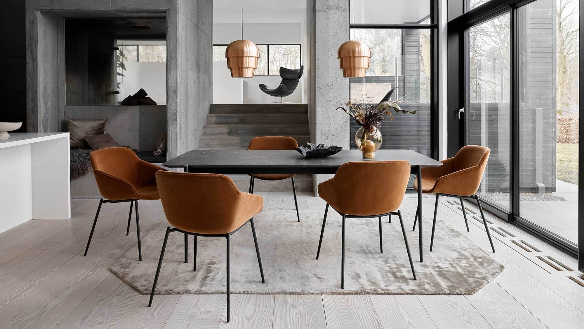 Upholstery Of Dining Chairs Will Make Your Dining Sessions More Enriching