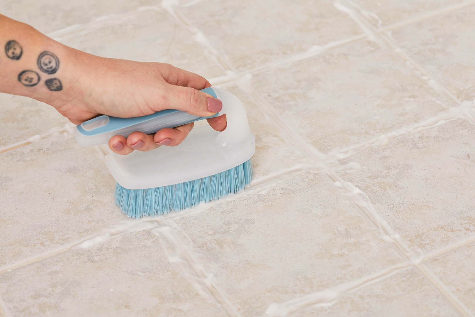 How To Do Grout Cleaning